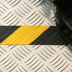 Learn how Non-Slip Tapes can assist people by reduce slippage on slippery floors and highlighing potential dangers - gripaction.com.au