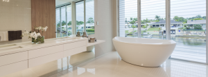 Image of tiled bathroom at gripACTion.com.au