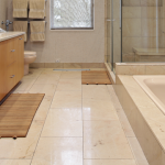 Image of tiled bathroom floor at gripACTion.com.au